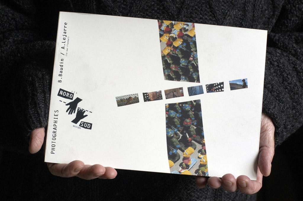 Nord Sud. Le catalogue de l'exposition conçu par Nous Travaillons Ensemble