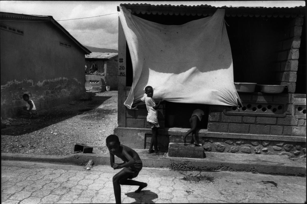 Cité Soleil. Port-au-Prince.