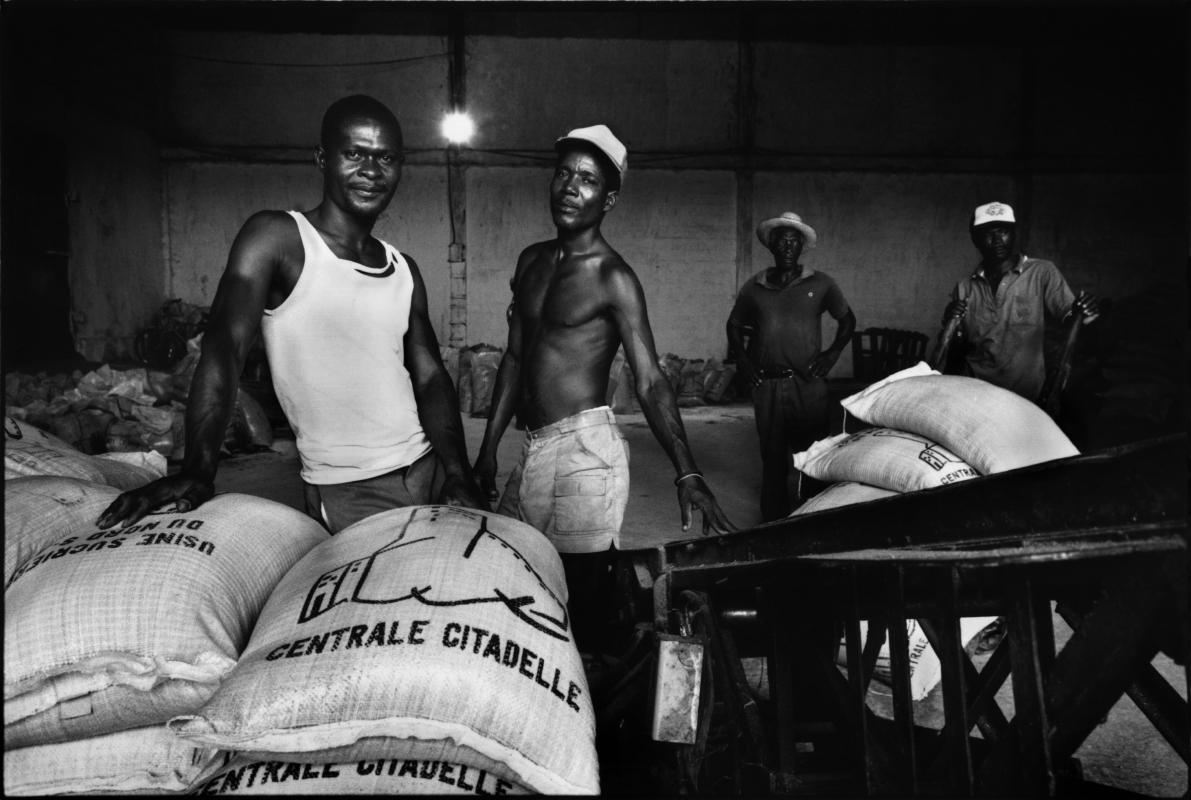 Cap-Haïtien. La sucrerie..