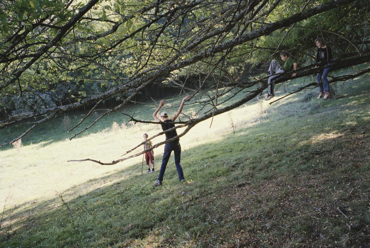 Silence préŽcaritéŽ. (Hautes-Pyrénées). 2007.
