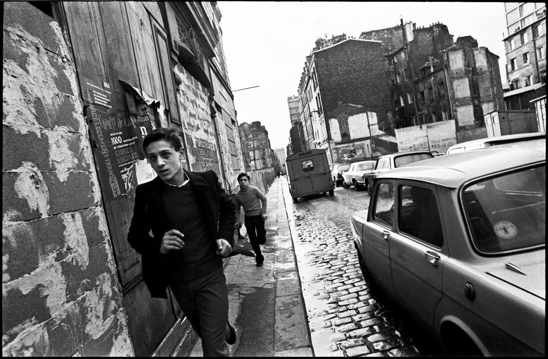 Rue des Couronnes. 1972.