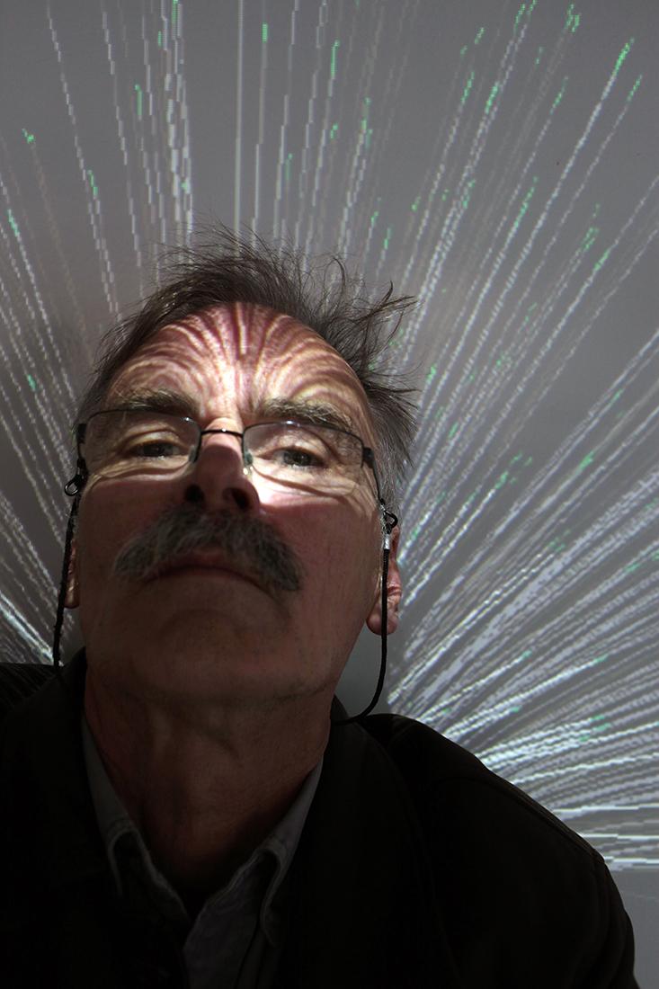 autoportrait. Octobre 2012