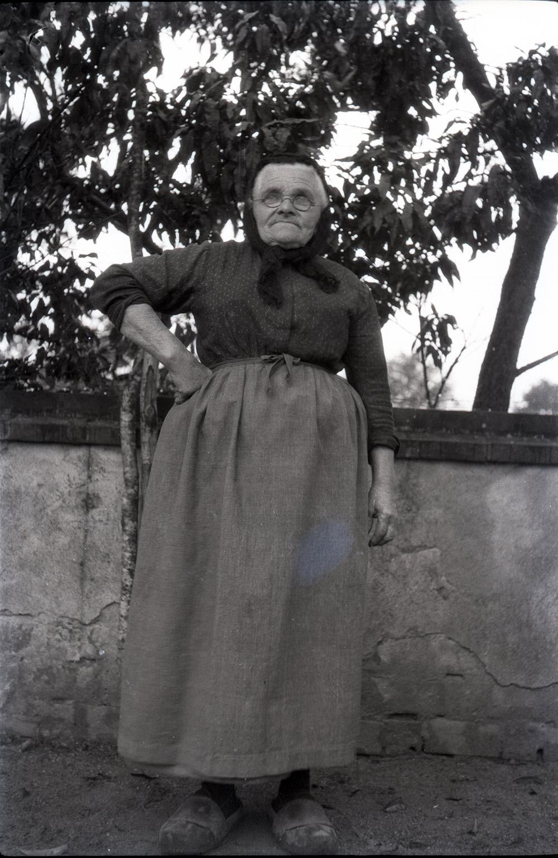 Alphonsine, arrière grand-mère